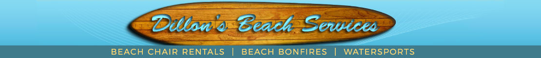 Dillon's Beach Services - beach chair rentals, beach bonfires, watersports